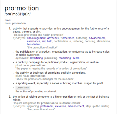 Google definitions